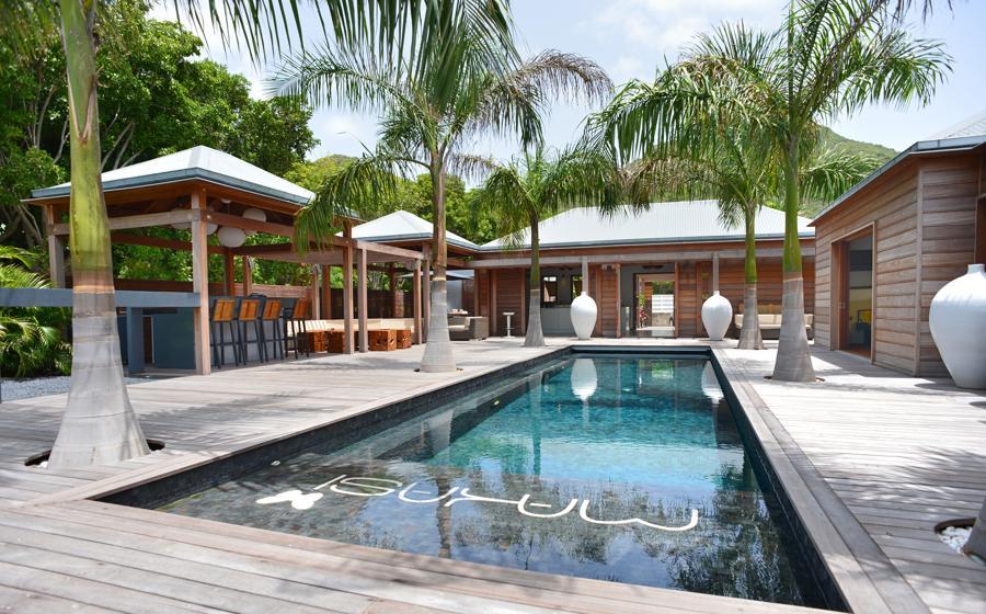 makasi villa (sold - vendue) • ici et la real estate agency st