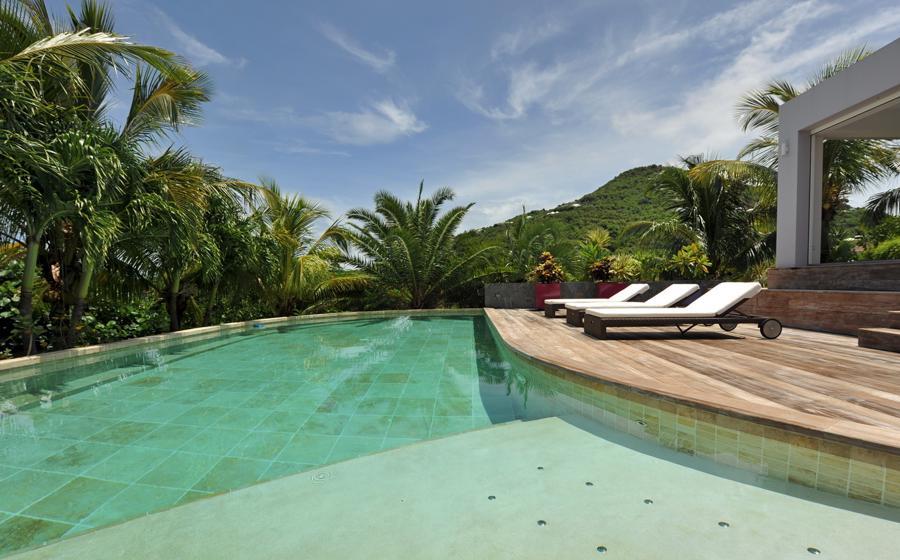Panoramic view of Murraya villa